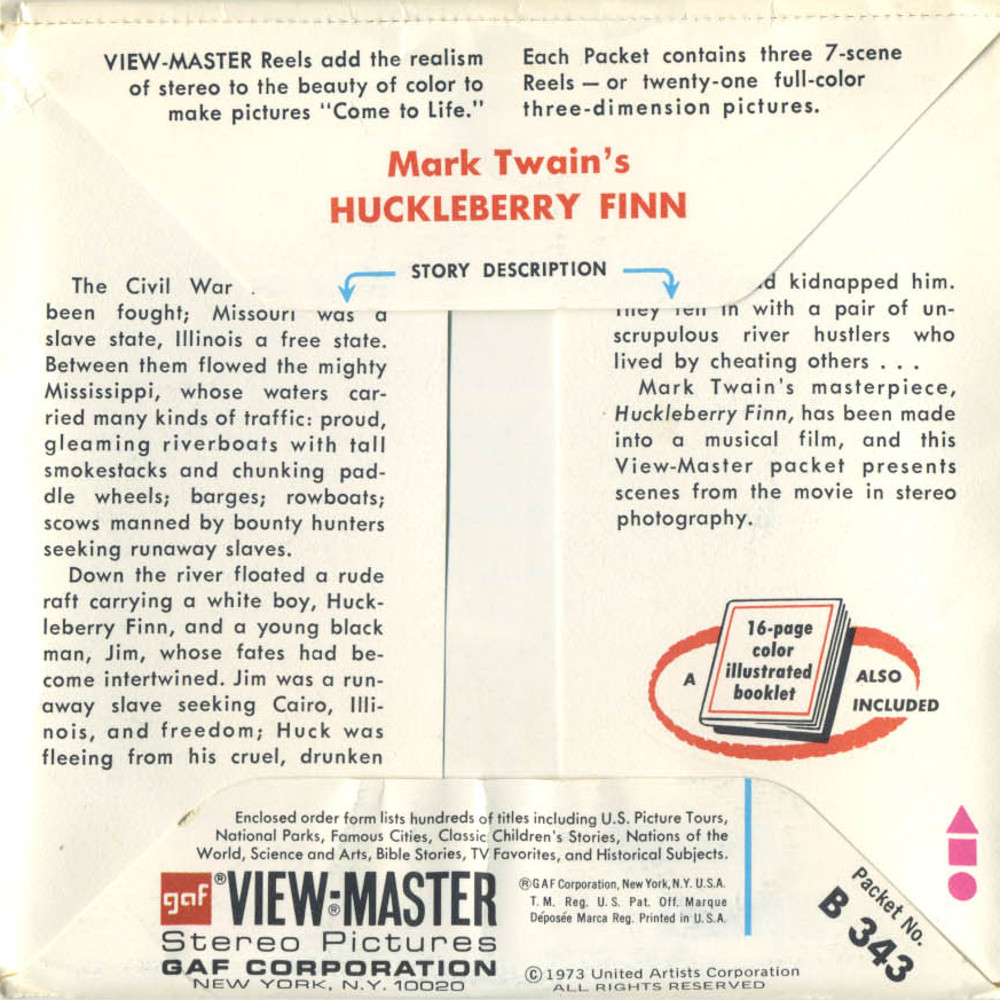 The View-Master Database